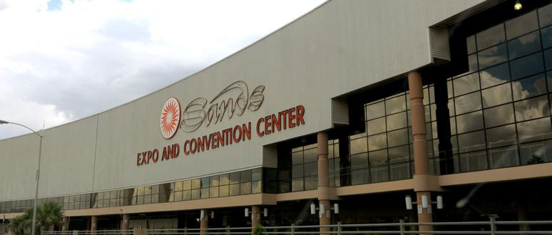 sands Expo and Convention Center 9/17/08