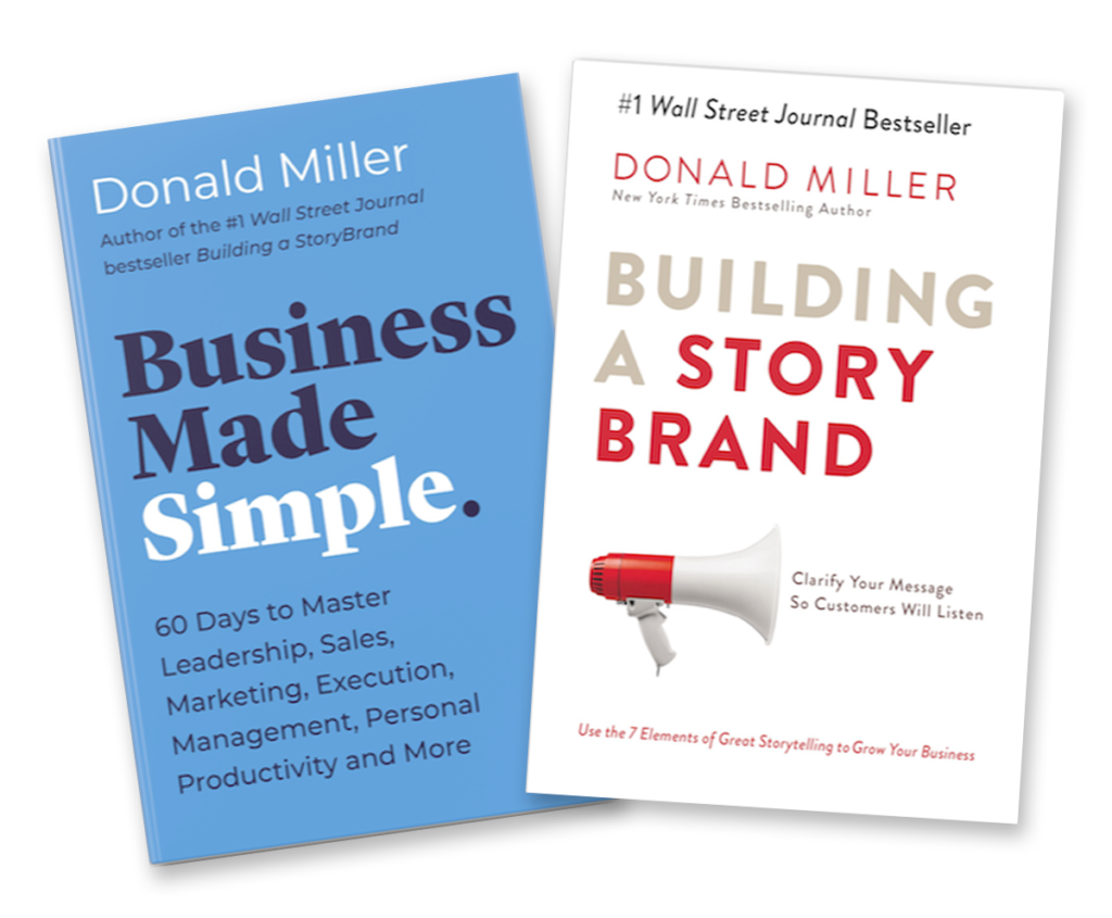 Business Made Simple and Storybrand